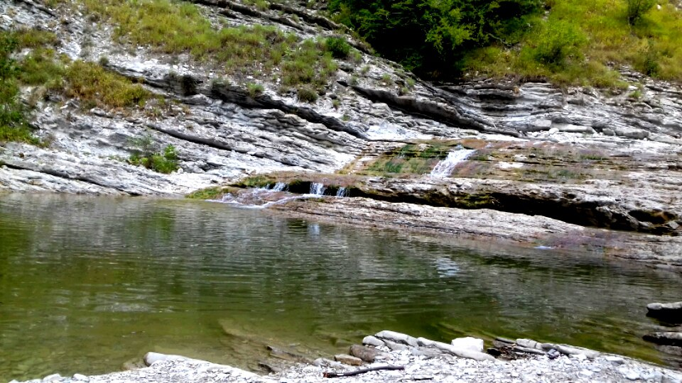 водопад на Михайловском