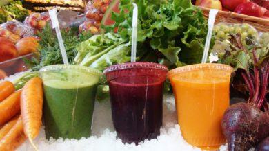 Photo of Исцеление со свежими овощными соками