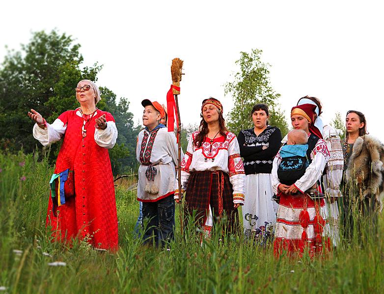 славянский распев