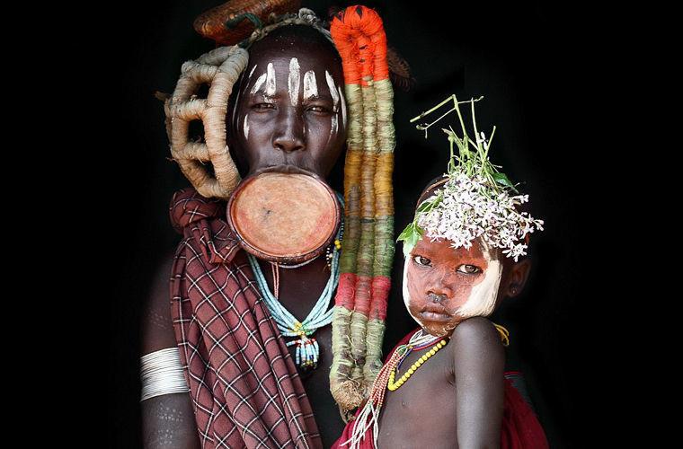 Синкретизм Африка