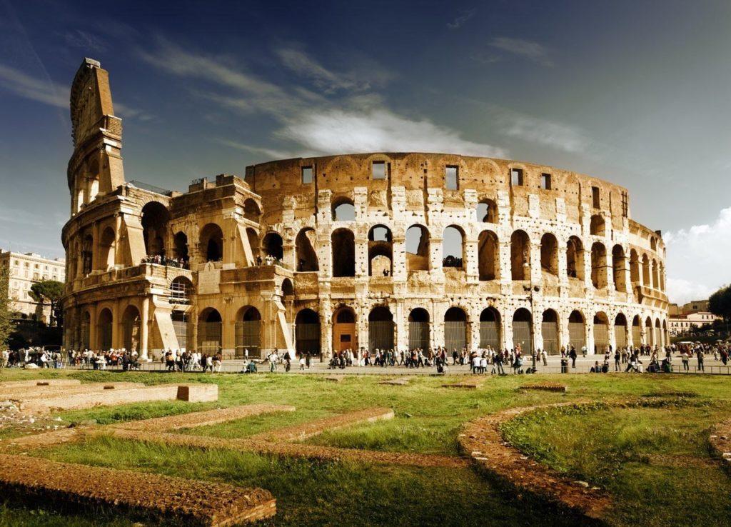 Колизей / Римский форум