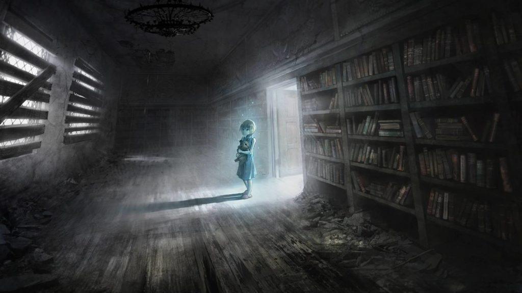 призрак