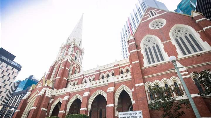 церковь на Альберт-стрит