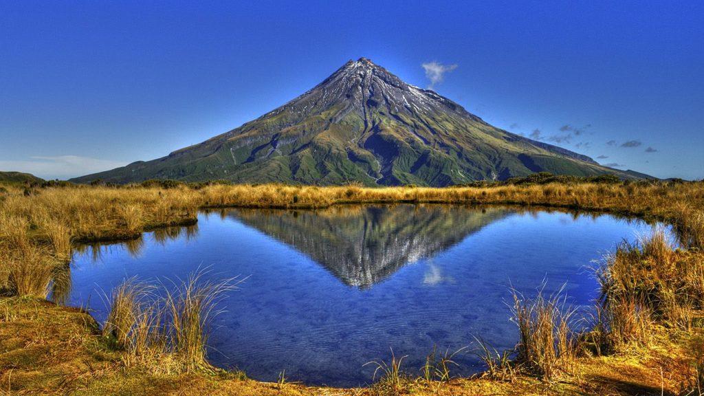 Вулкан Таранаки (Эгмонт)