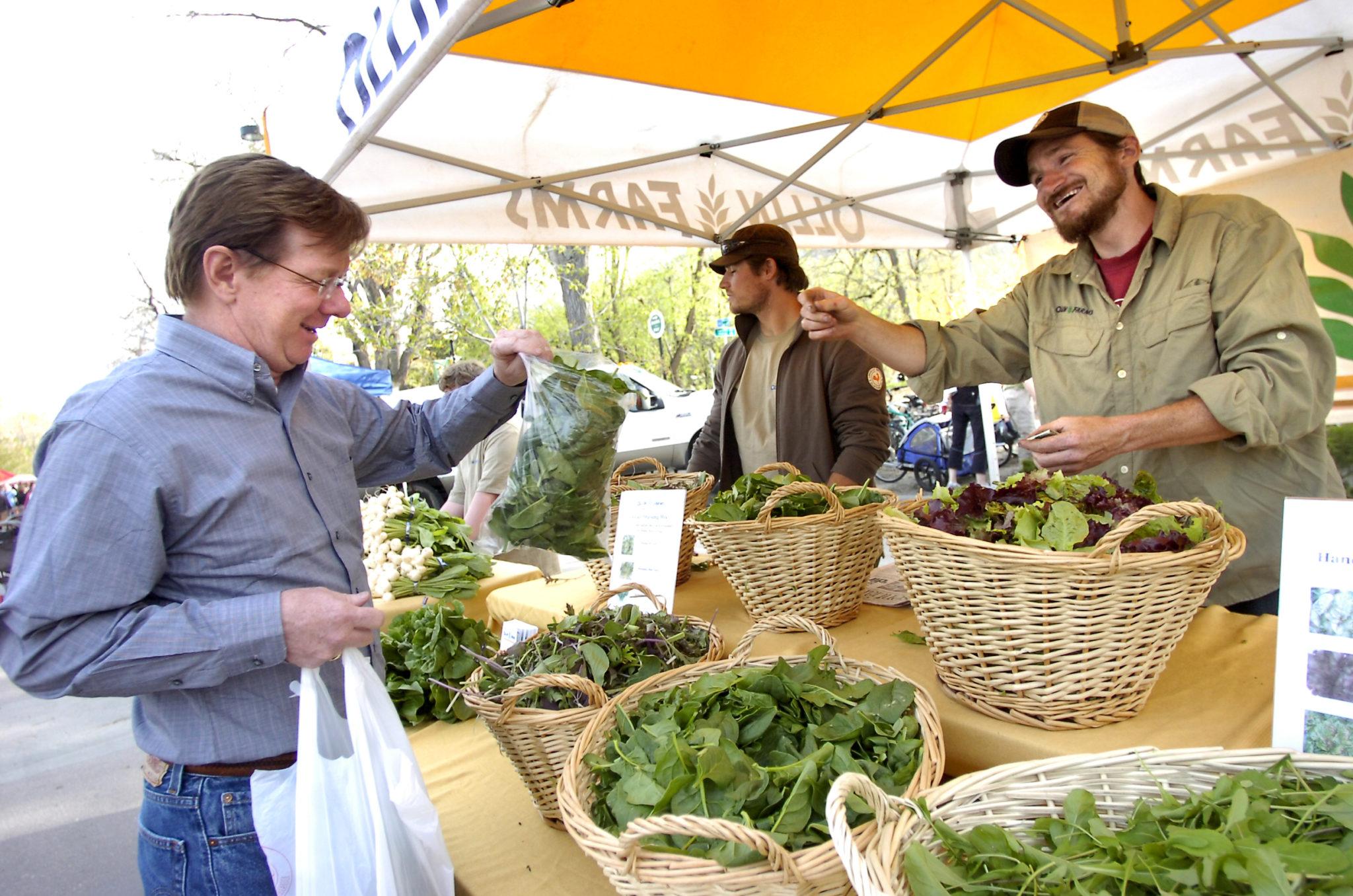 Сельскохозяйственные рынки