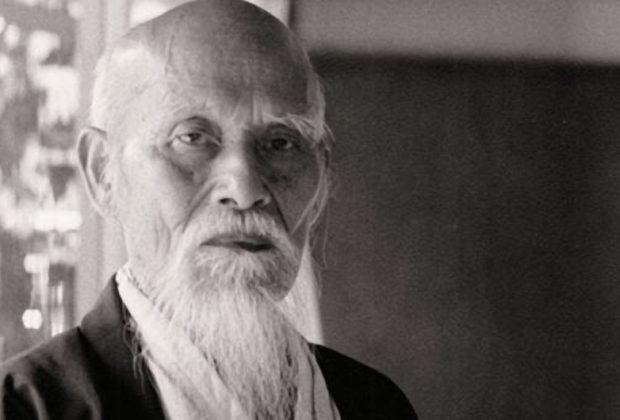 Морихей Уэсиба - основатель айкидо