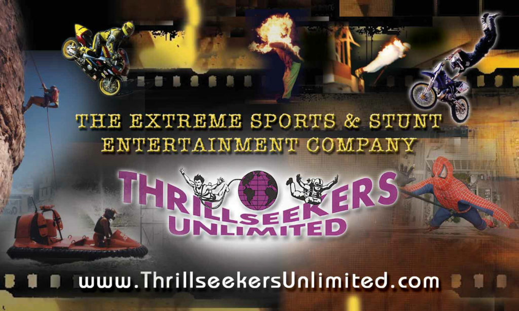 Thrillseekers Unlimited