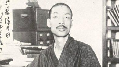 Photo of Хадзимэ Каваками – японский философ-марксист
