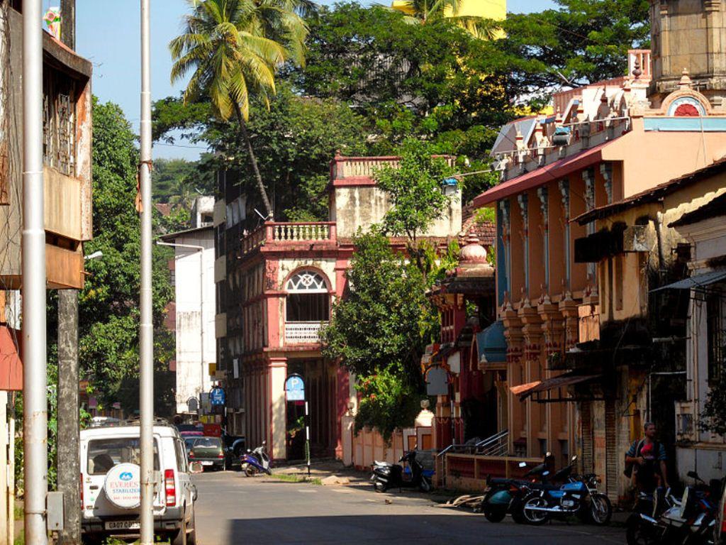 Панаджи, Индия