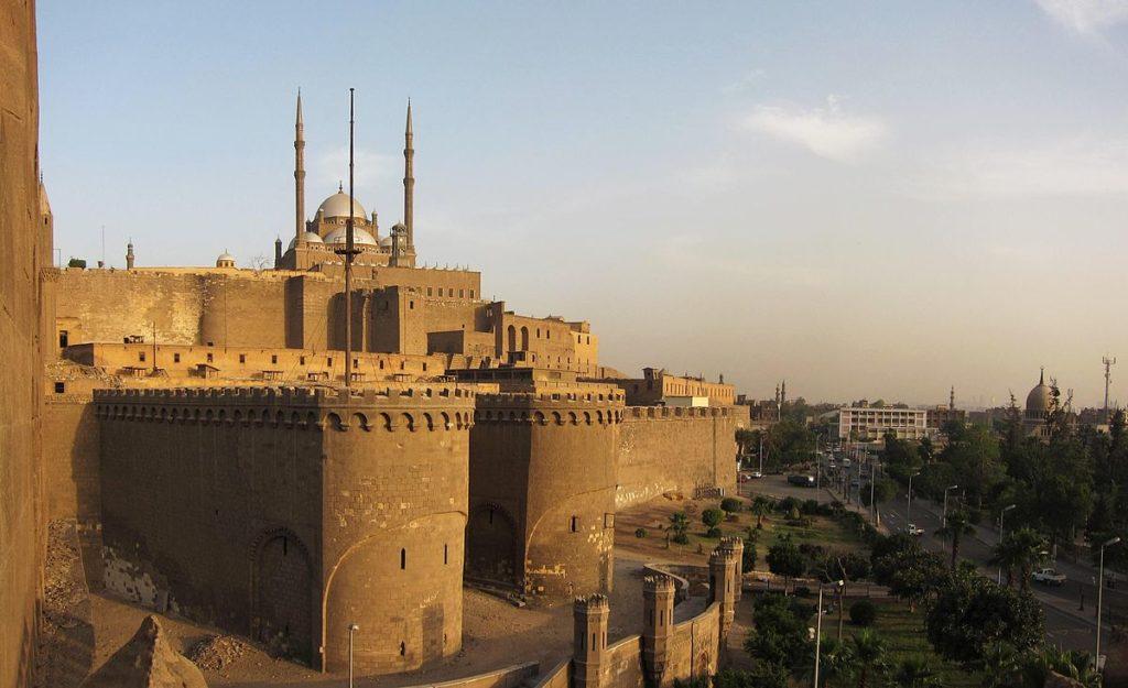 Цитадель в Каире