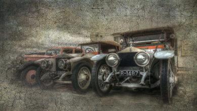 Photo of Древняя история автомобиля