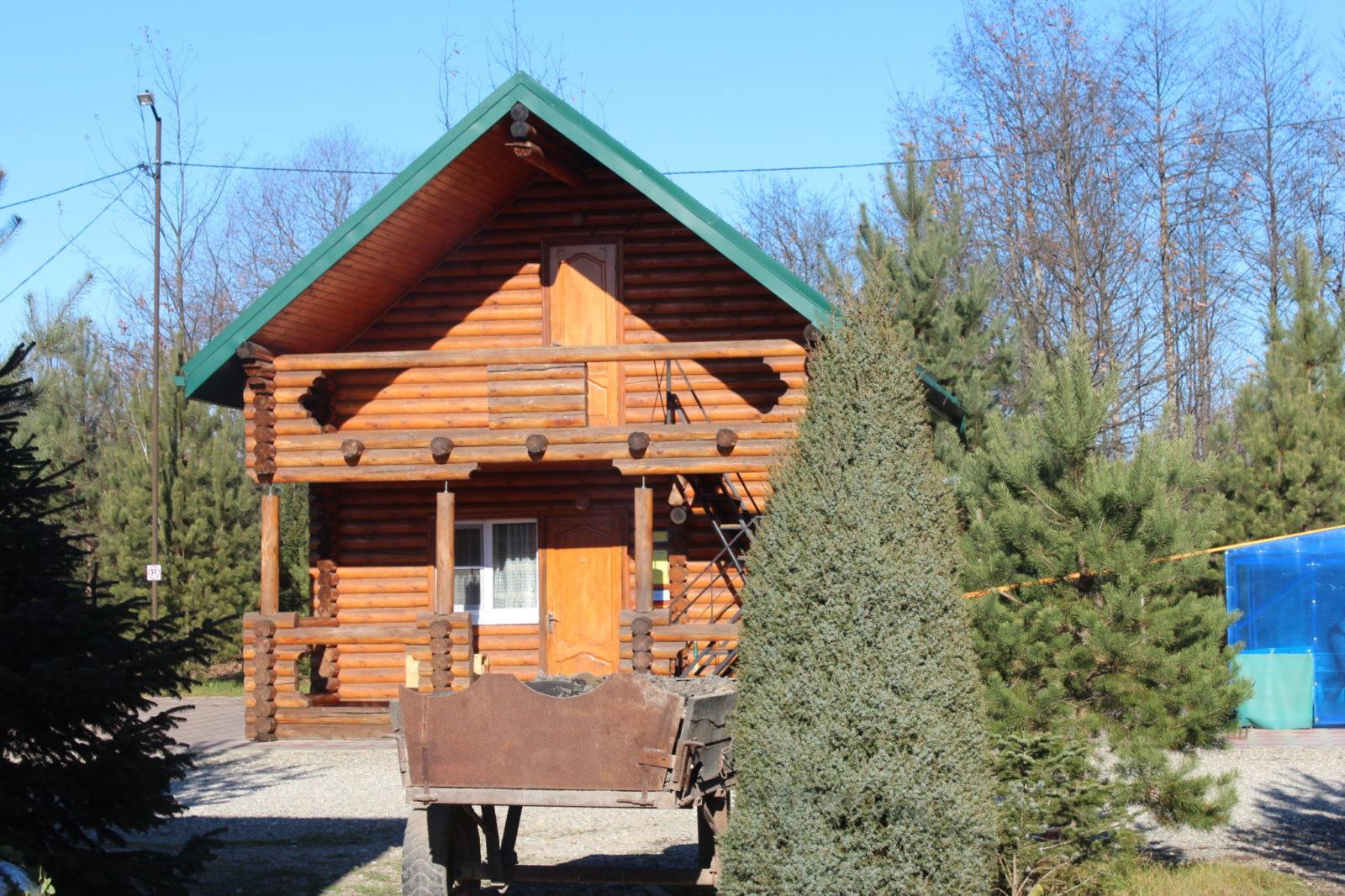 гостевой домик Водолей