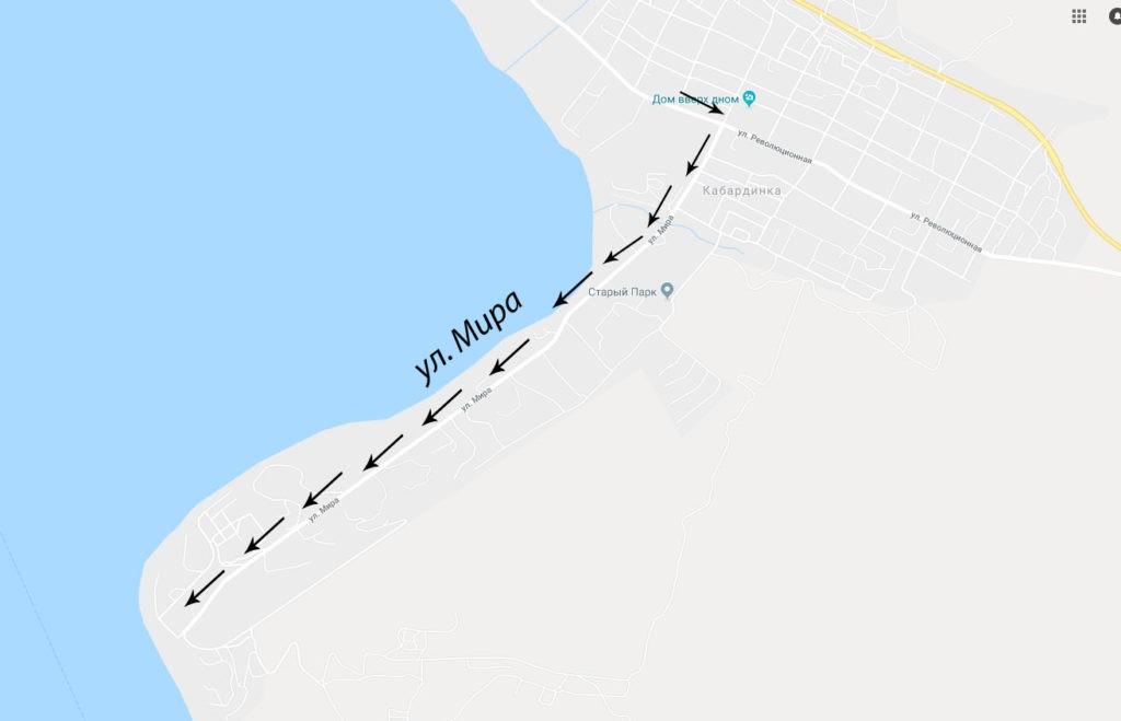карта до Рио
