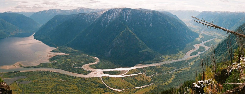 Гора Алтын-Туу