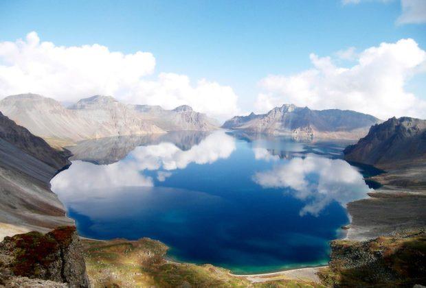 Озеро Ниос