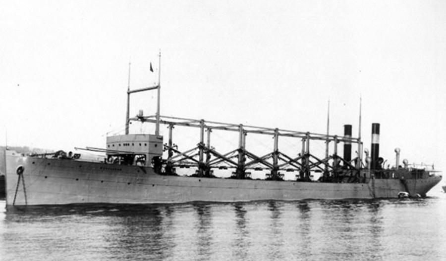 Photo of Таинственное исчезновение судна «Циклоп»