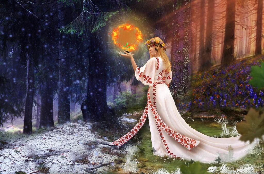 Photo of Лада: сила женской богини славянского пантеона
