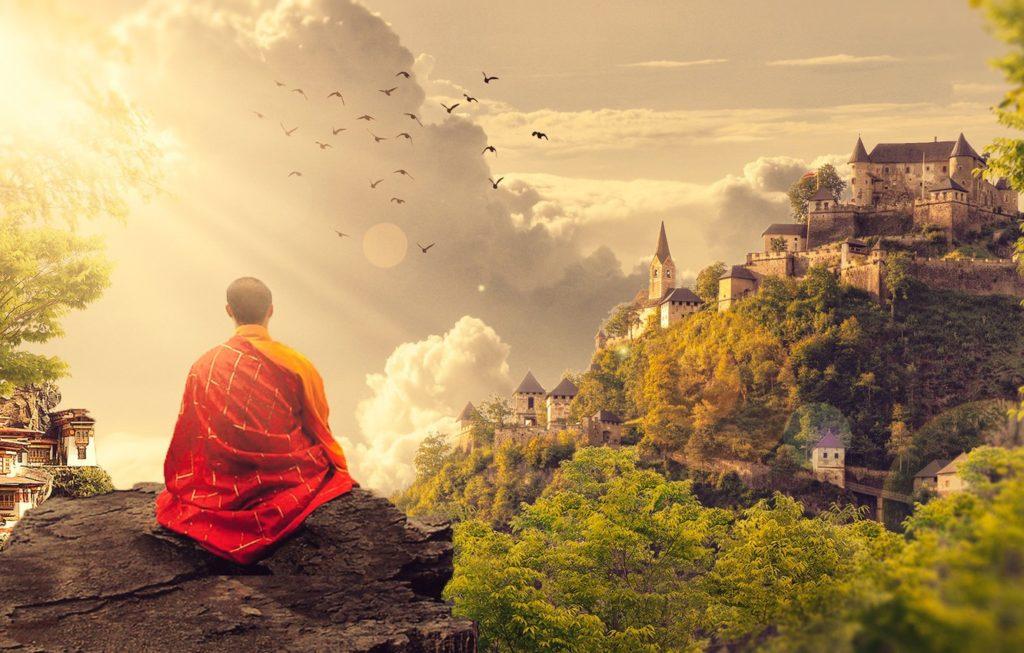 Photo of Практика осознанных сновидений в буддийской традиции