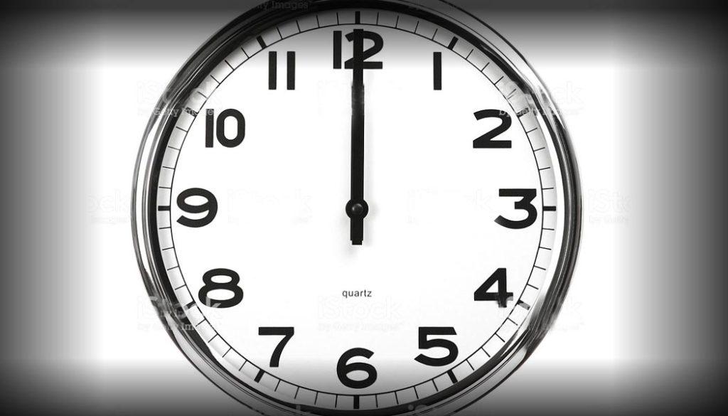 Photo of Зеркальное время, как сигнал от Высших сил