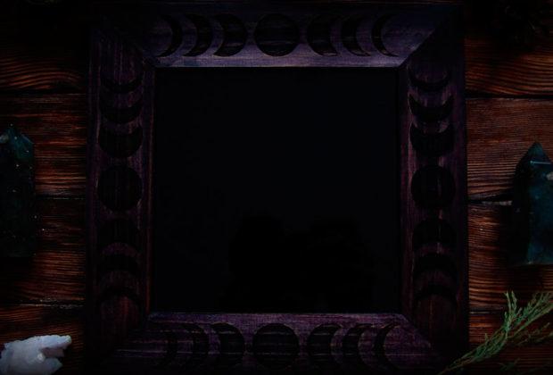 магия черного зеркала