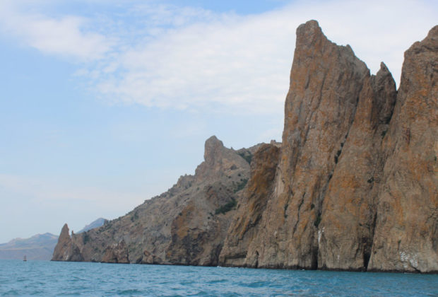 Карадаг - морское путешествие