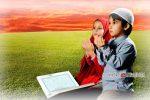 Ислам - дети молятся