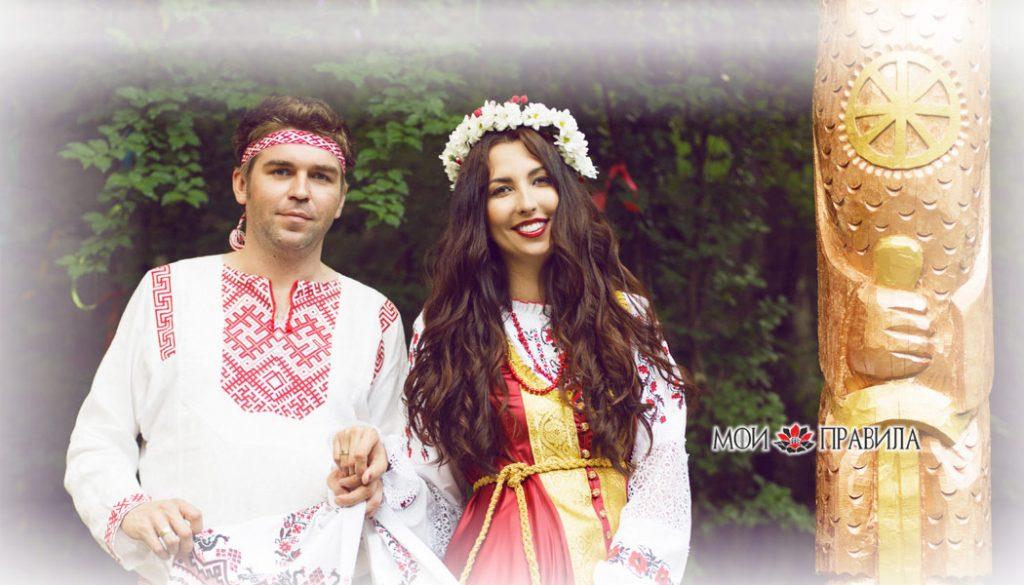 Красная горка - свадьба