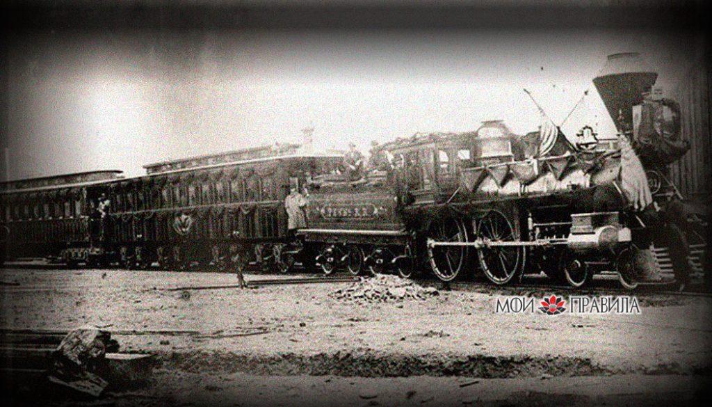 Photo of «Санетти»: загадочный поезд – призрак