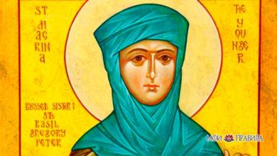 Photo of Приметы на день святой Макрины: что можно и нельзя делать?