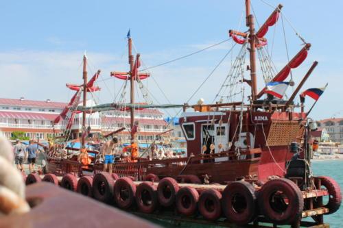 Ассоль судно